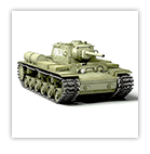 T-34/ IS /KV Tanks