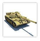 T-54/ T-55/ T-62