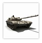 T-72/ T-90