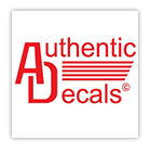 Authentic Decals