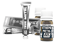 Extreme & True Metal Farben