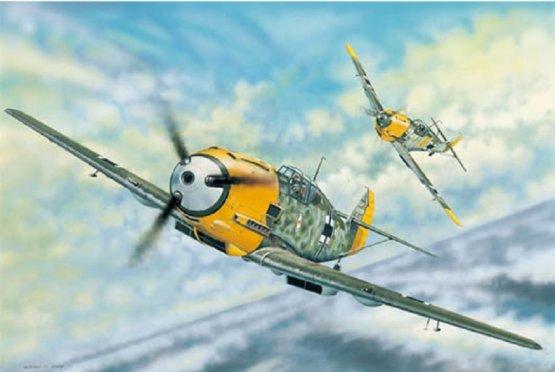Messerschmitt Bf 109E-3 1:32