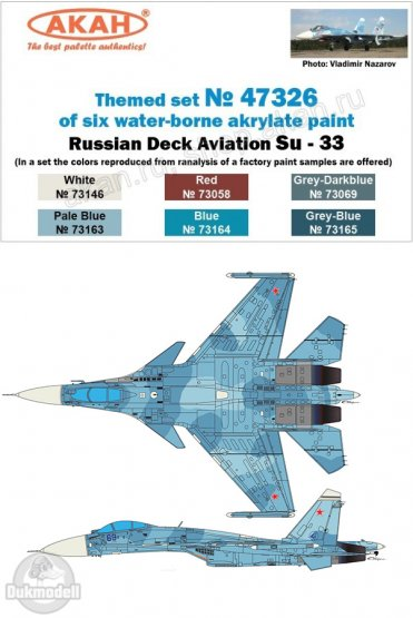 Russian Deck Aviation - Su-33