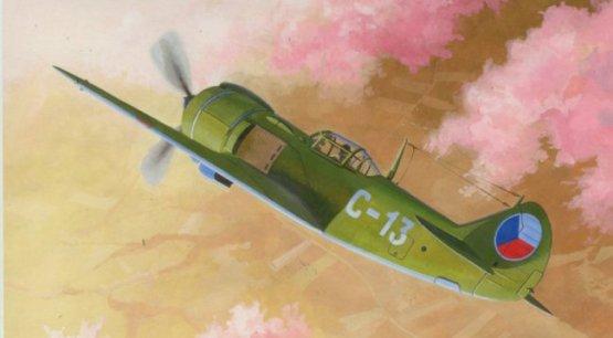 Lavochkin La-5FN/S-95 1:48