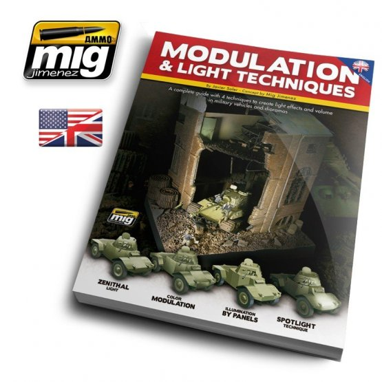 AMMO of MIG - Modulation & Light Techniques (English)