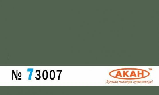 AKAN 73007 - Green (Yak-38) - 10ml Acryl