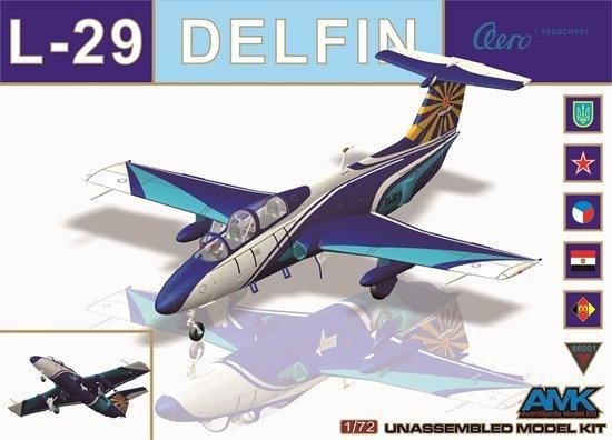 L-29 Delfin 1:72