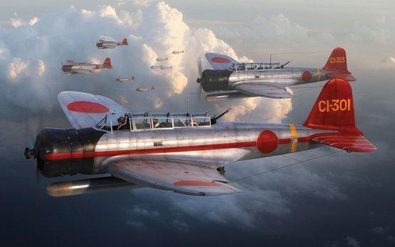 Nakajima B5N1 Kate 1:72