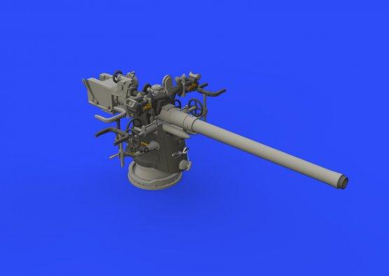 Eduard Brassin German Submarine 8,8cm gun 1:48