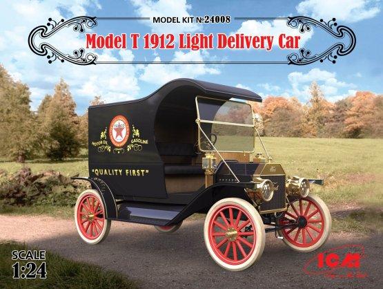 ICM Ford Model T 1912 1:24