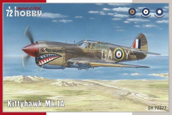 Kittyhawk Mk. IA 1:72