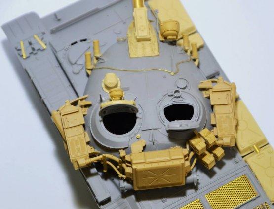 Miniarm T-55AD conversion set 1:35