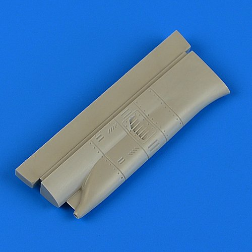 Quickboost Su-17M4 Fitter-K air condition intake for H. B. 1:48
