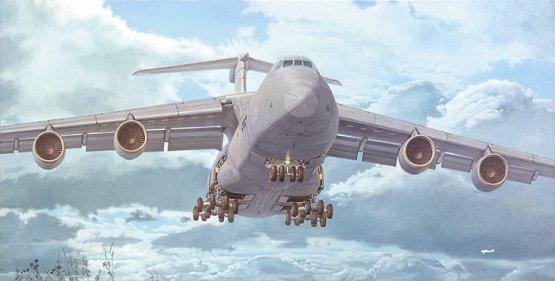 Lockheed C-5M Super Galaxy 1:144