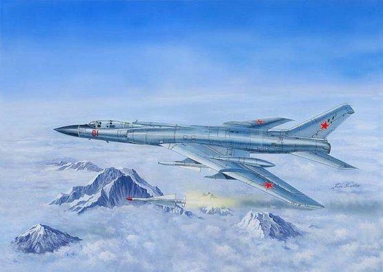 Tu-128M Fiddler 1:72