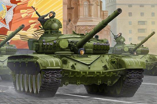 T-72A mod. 1983 MBT 1:35