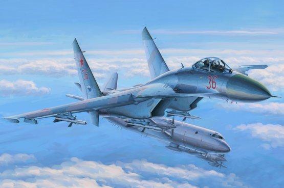 Su-27 Flanker B early 1:48