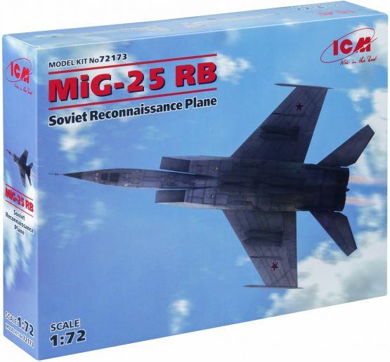 MiG-25RB Foxbat 1:72