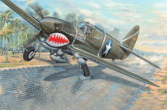 P-40F War Hawk 1:32