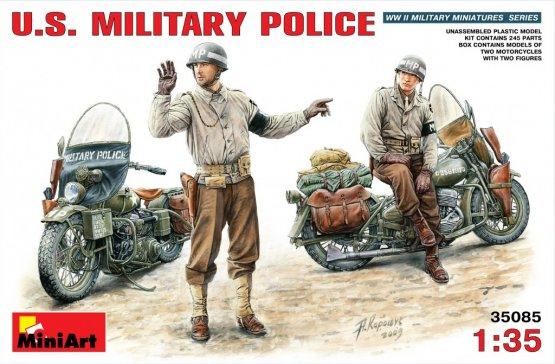 U.S. Military Police 1:35