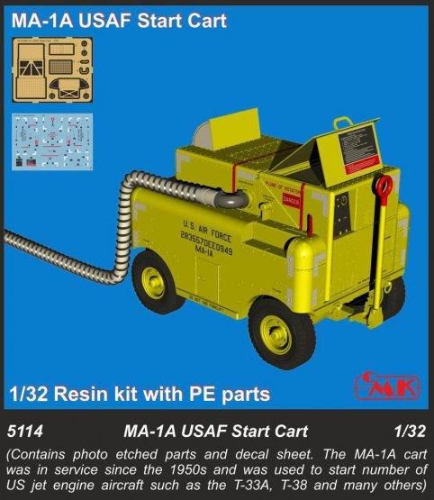 MA-1A USAF Start Cart 1:32