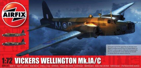 Vickers Wellington Mk.IA/C 1:72