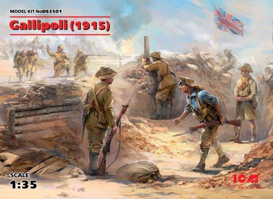 Gallipoli (1915) 1:35