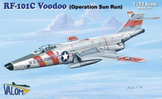 RF-101C Voodoo - Operation Sun Run 1:72