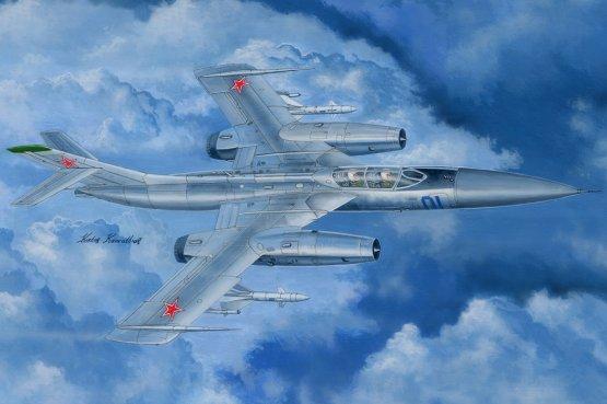 Yak-28P Firebar 1:48
