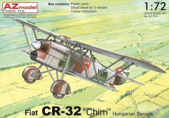 Fiat CR-32 Chirri - Hungarian service 1:72