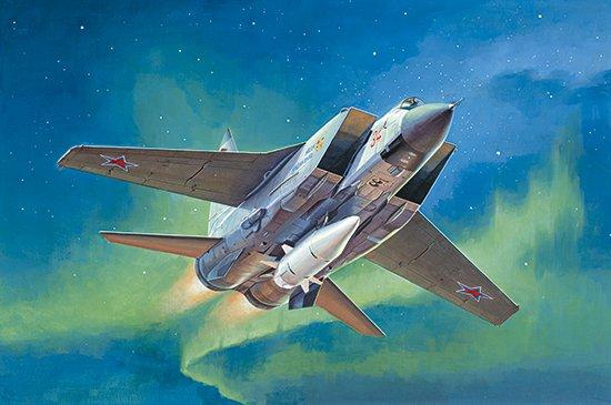 MiG-31BM/K Foxhound w/ KH-47M2 1:72