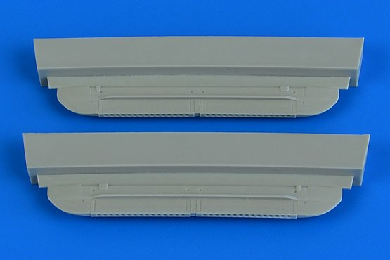 MiG-23MLD chaff/flare dispenser (empty) 1:72