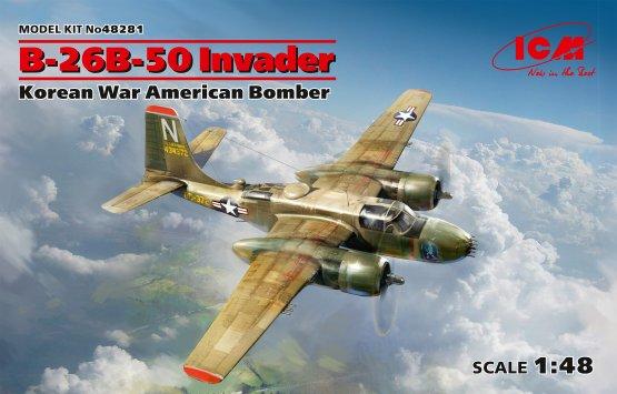 B-26B-50 Invader 1:48