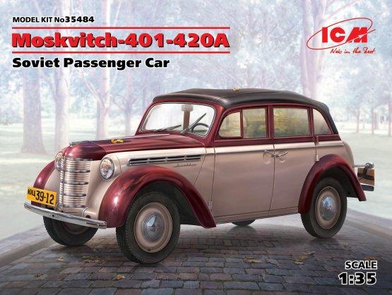 Moskvitch-401-420A 1:35