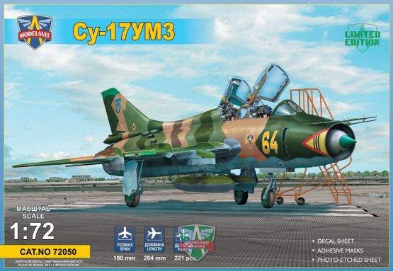 Su-17UM3 Fitter-G 1:72