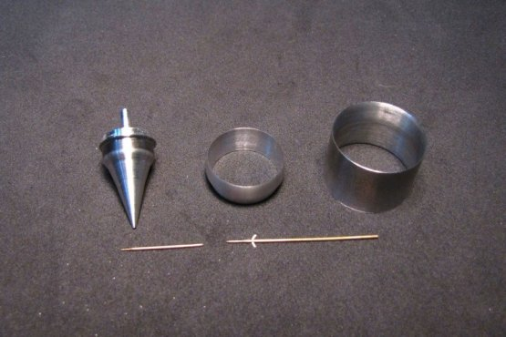 E-150 detail set for ModelsVit (Series 2) 1:72
