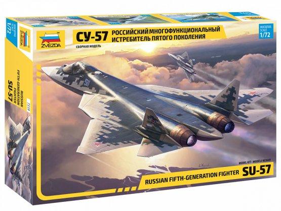 Su-57 Felon 1:72