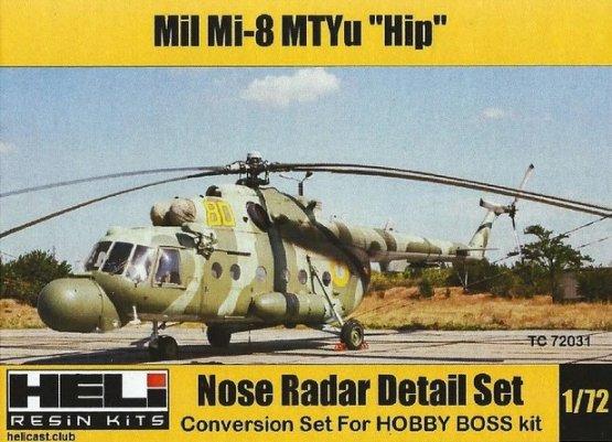 Mil Mi-8MTYu conversion set 1:72