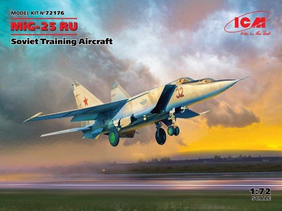 MiG-25RU Foxbat 1:72