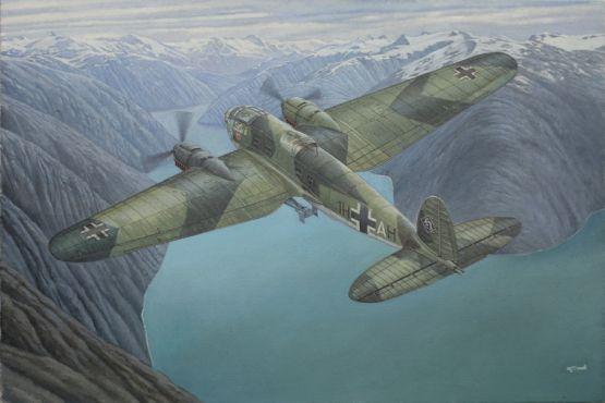Heinkel He 111H-6 1:144