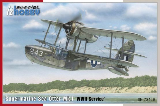 Supermarine Sea Otter Mk.I - WWII Service 1:72