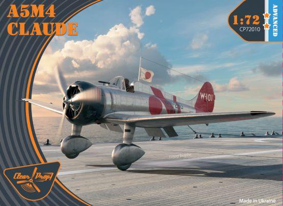 A5M4 Claude - Advanced 1:72