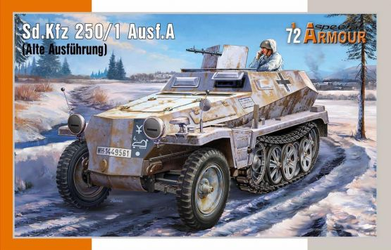 Sd.Kfz 250/1 Ausf.A (Alte Ausf.) 1:72
