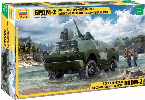 BRDM-2 1:35