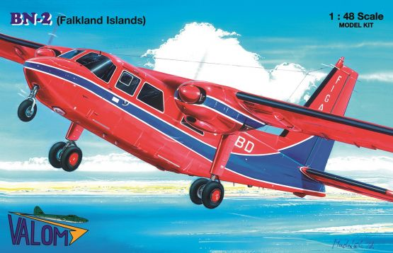 Britten-Norman BN-2 Islander (Falkland Islands) 1:48
