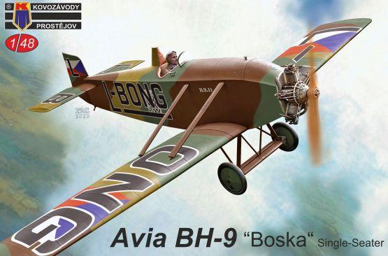 Avia BH-9 Boska (Single-Seater) 1:48