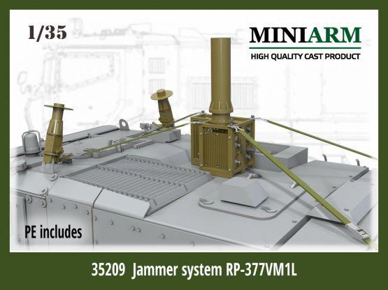 Jammer system RP-377VM1L 1:35