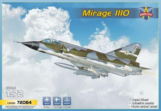Mirage IIIO 1:72