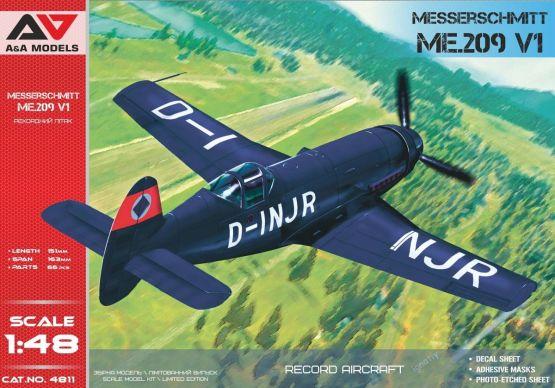 Messerschmitt Me 209 V1 1:48