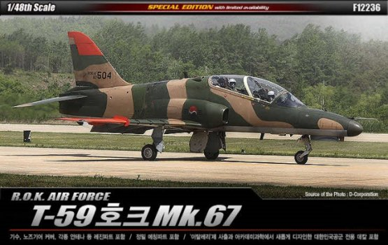 T-59 Hawk Mk.67 - ROK Airforce 1:48